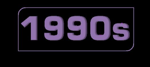 1990s logo