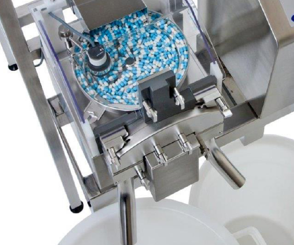 Europe's Largest Biopharmaceutical Company Endorses CI SADE Weight Sorters