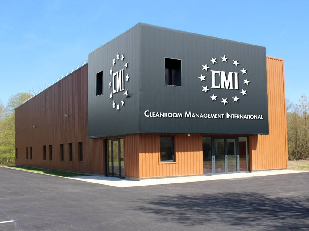 Cleanroom Management International (CMI) CI Precision weight sorter agent in Benelux