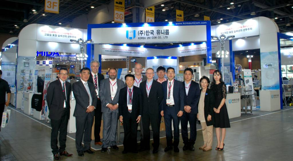 Korea Uni Com is an agent in Korea to sell SADE SP tablet & capsule weight sorters from CI Precision