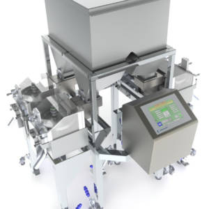 SADE SP440 tablet & capsule weight sorter