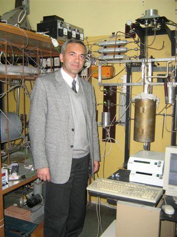 Polish University has 20 Years experience with CI Microbalance heads