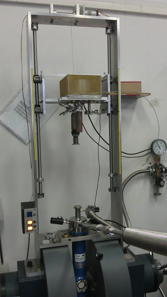 Jagiellonian University, Institute of Physics, Krakow, Poland uses CI Microbalances for Observation of Magnetic Photoeffect