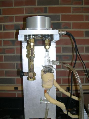 Self-built Thermal Gravimetric Analyzer outperforms more costly standard instruments