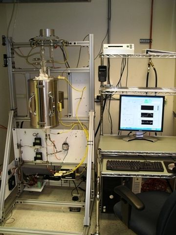 Microbalance Plays Crucial Role in Development of Fuel Cells