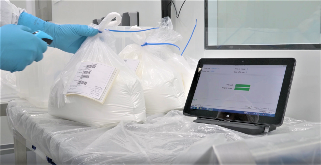 Ci-DMS Manual Dosing Pre Scan Bags